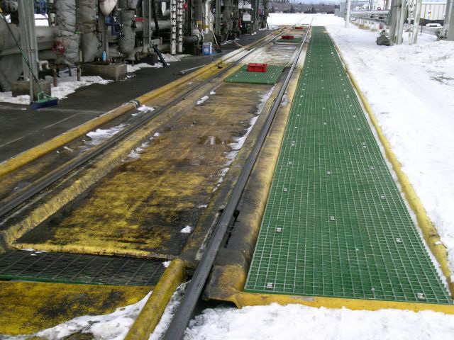 Glass Reinforced Plastic Green Molded Grating Transportation Market